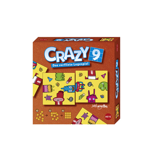 Crazy Nine Burgerdoodles Game