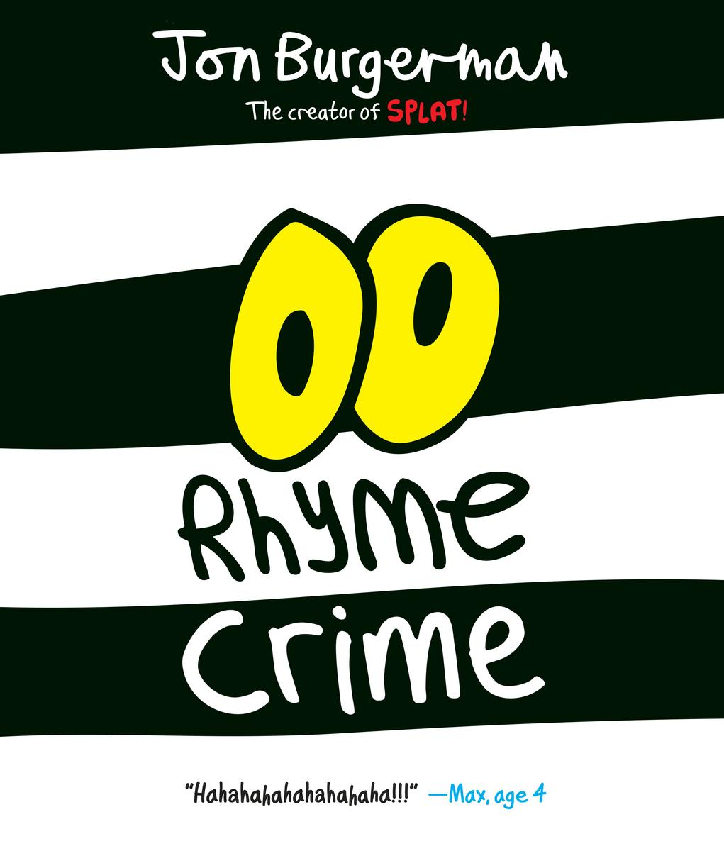 Rhyme Crime Book