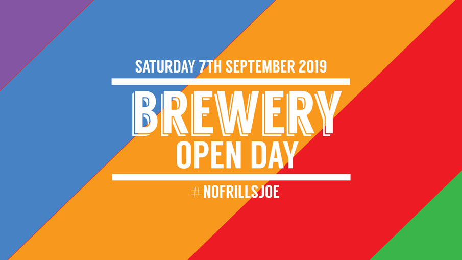 Brewery Open Day - September 7th 2019