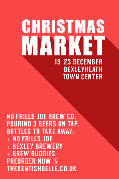 Bexleyheath Christmas Market 13-23rd December 2017
