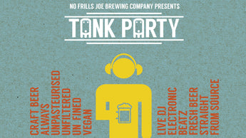 DJ + Tank Party - 15 June 2019