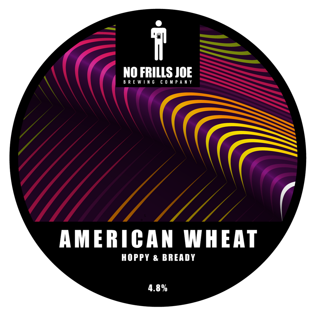 Draught 4 Pints | American Wheat | 4.8% ABV