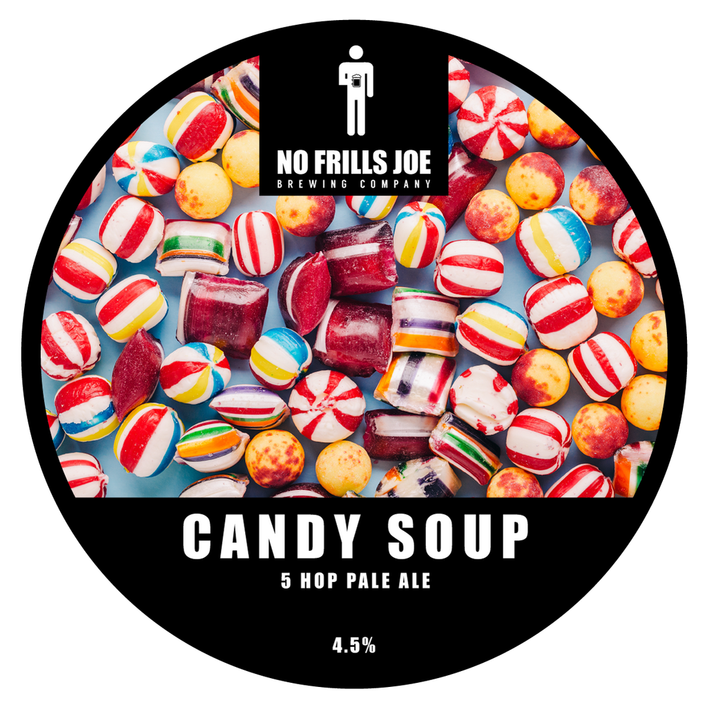 Draught 4 Pints | Candy Soup Pale Ale | 4.5% ABV