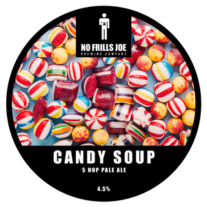 Draught | Candy Soup Pale Ale | 4.5% ABV