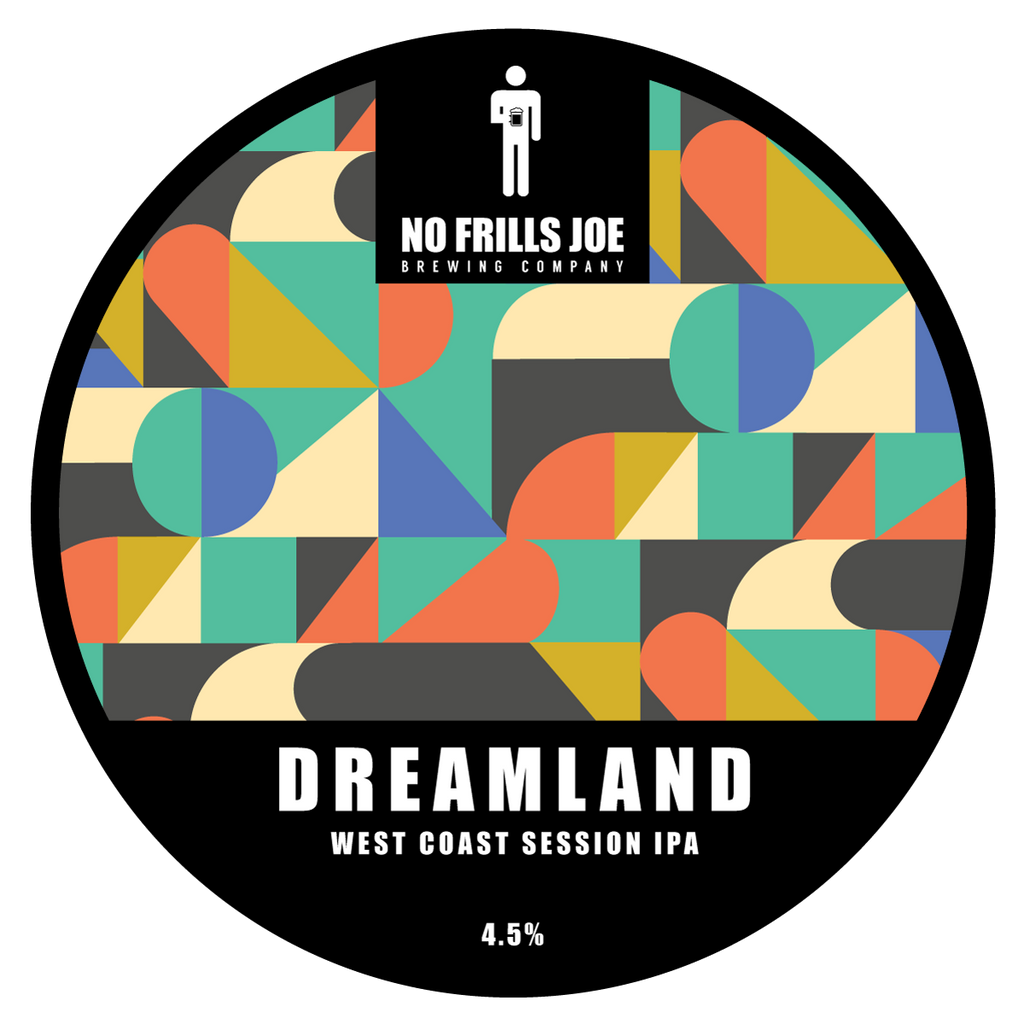 Draught | Dreamland - West Coast Session IPA | 4.5% ABV