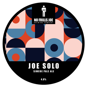 Draught | Joe Solo - Simcoe Pale Ale | 4.9% ABV