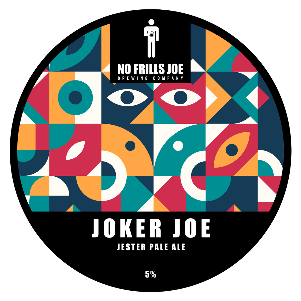 Draught | Joker Joe - Jester Pale Ale | 5% ABV