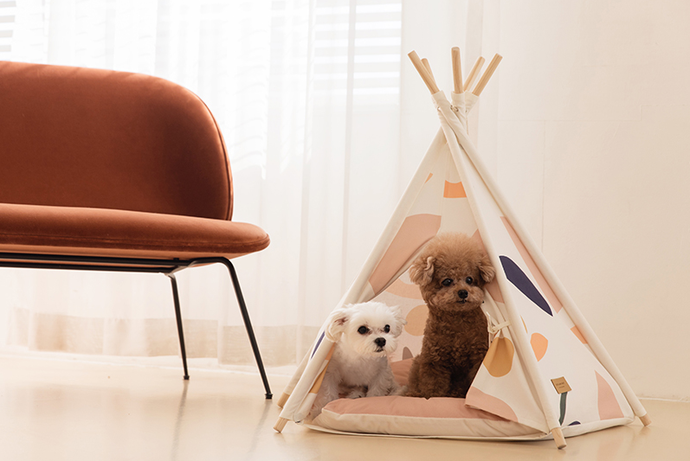 Spotlight On: Huts & Bay Pet Teepees