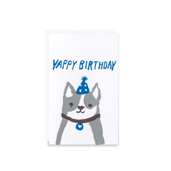 Egg Press Gift Card Happy Birthday | Smack Bang
