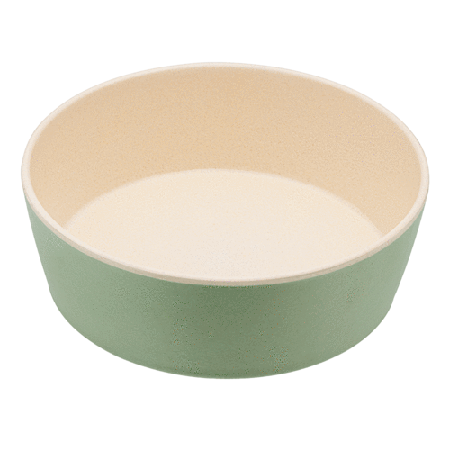 Beco Bamboo Dog Bowl Teal | Smack Bang