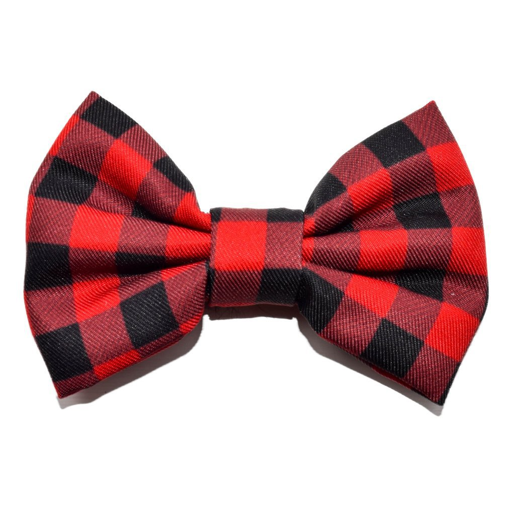Wolves of Wellington Buffalo Dog Bow Tie | Smack Bang