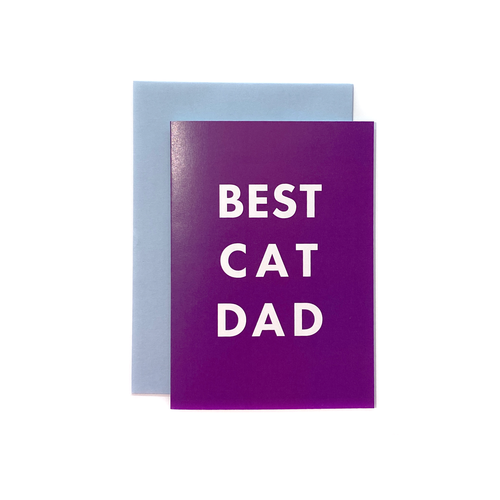 Pooch Design Greeting Card Best Dog Dad | Smack Bang
