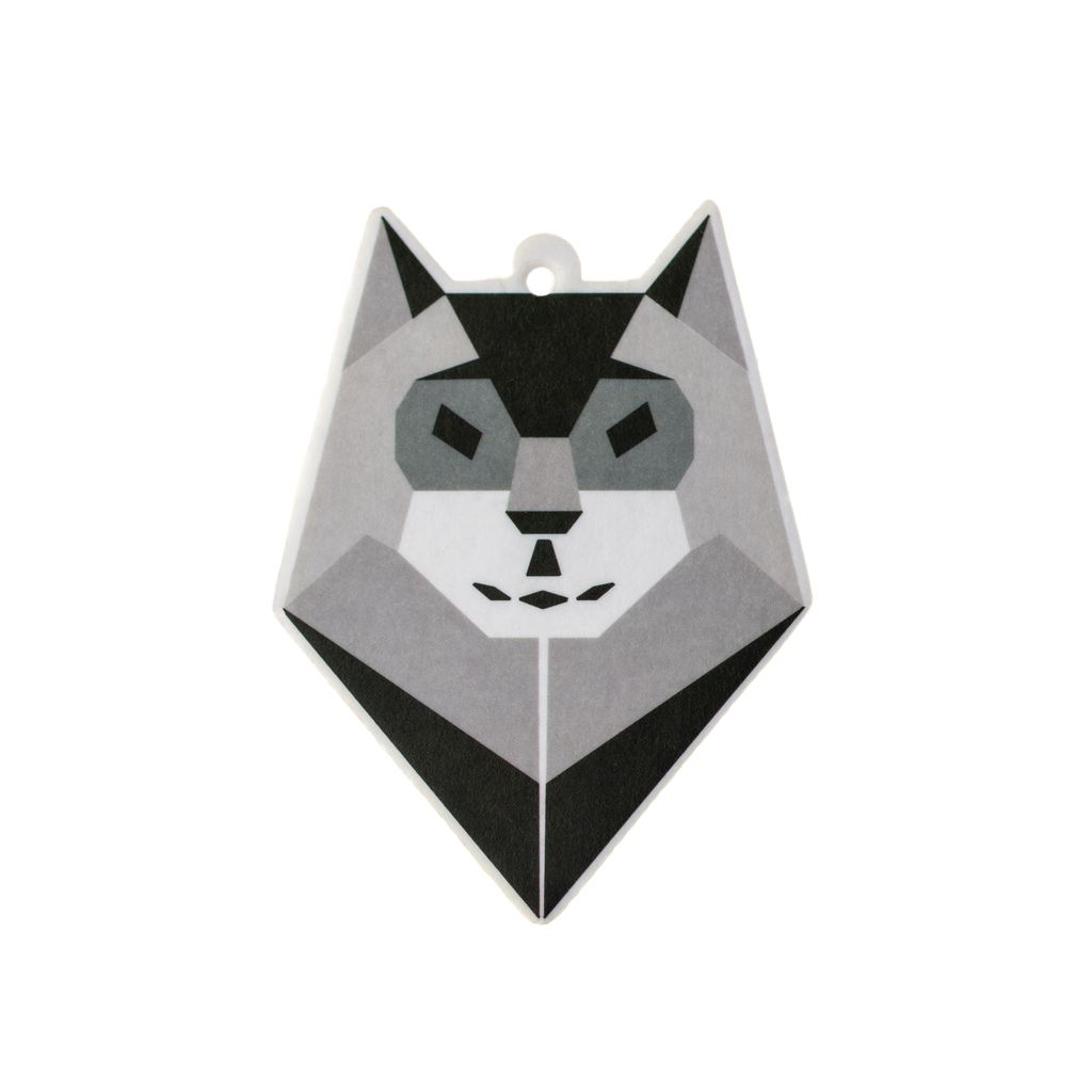 Wolves of Wellington Pine Adventure Scent Car Air Freshener | Smack Bang