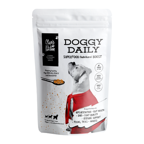 Doggy Daily Dog Natural Superfood Sprinkle Supplement | Smack Bang