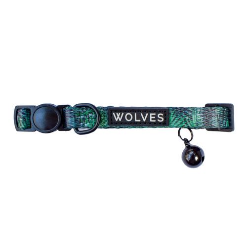Wolves of Wellington Florida Cat Collar | Smack Bang