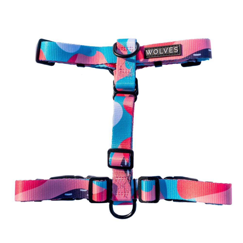 Wolves of Wellington Floss All Purpose Dog Harness | Smack Bang