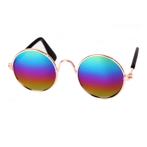Rainbow Mirror Cat Sunglasses | Smack Bang