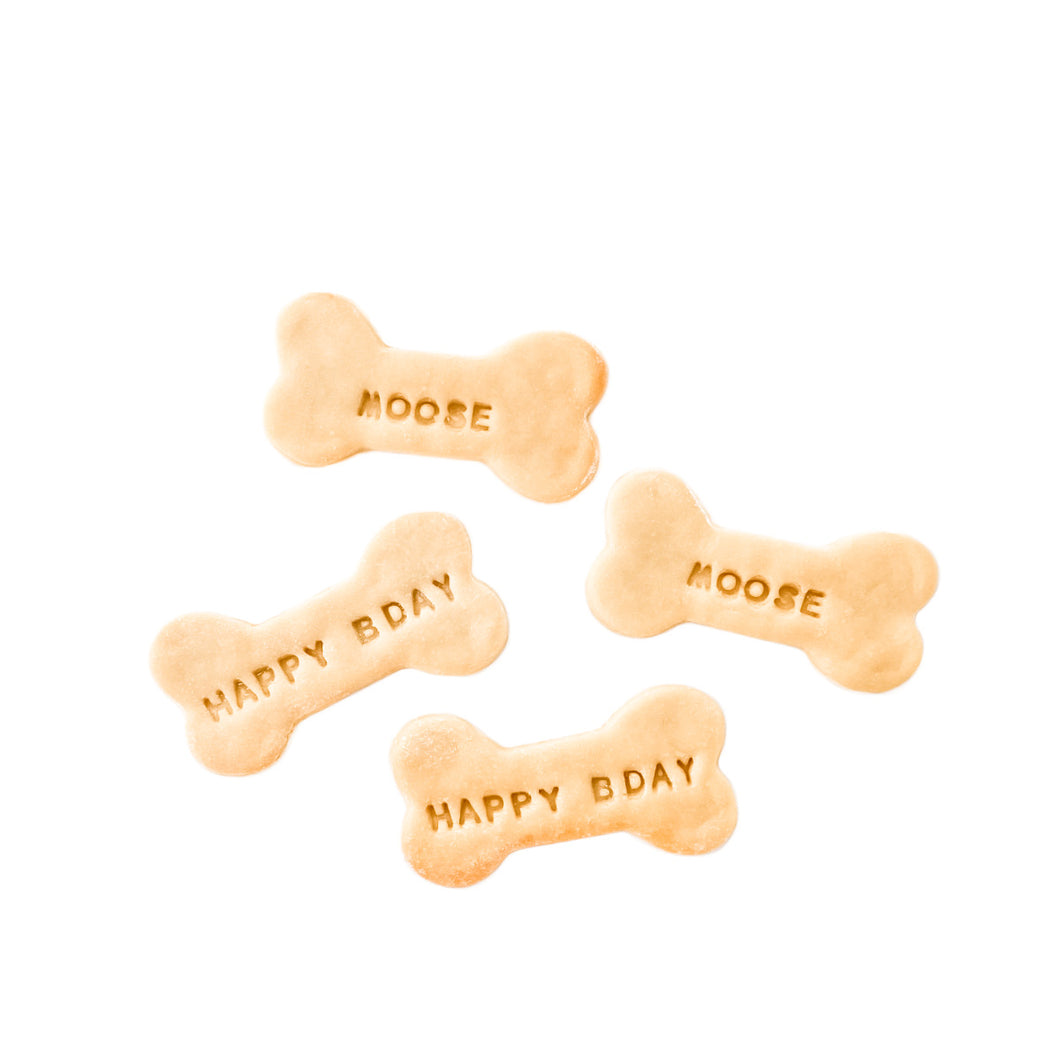 Smack Bang Dog Bakery Personalised Birthday Cookies | Smack Bang