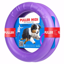 Puller Collar Midi Dog Training Rings | Smack Bang