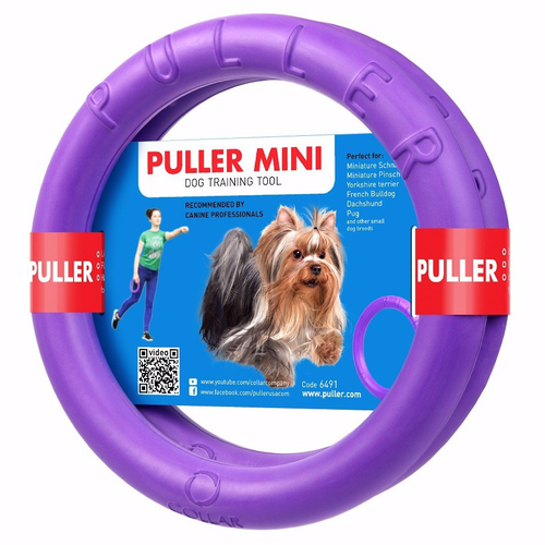 Puller Collar Mini Dog Training Rings | Smack Bang
