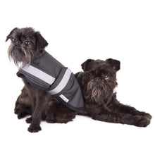 Mr Soft Top Waterproof Wool-Lined Dog Raincoat Griffon | Smack Bang