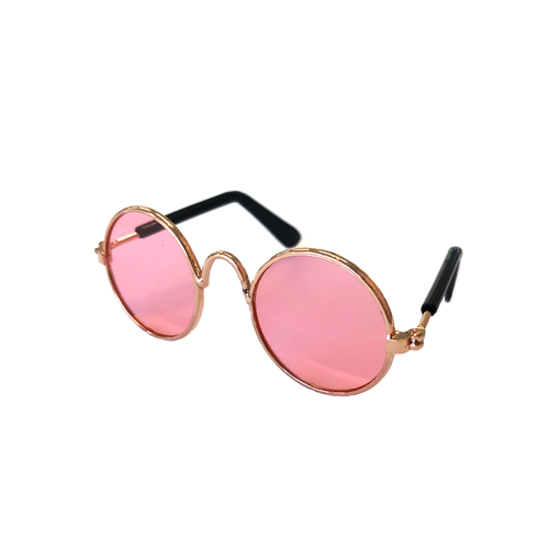 Pink Cat Sunglasses Rose | Smack Bang