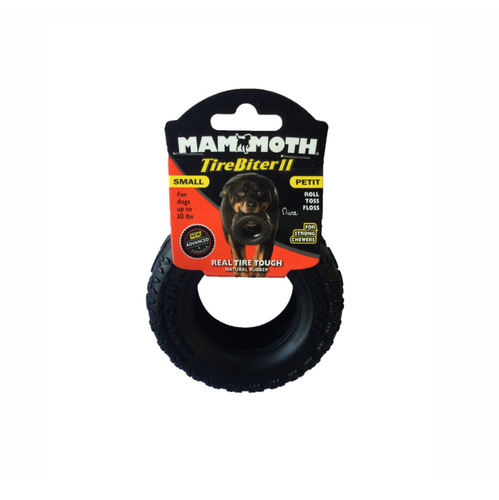 Mammoth TireBiter II Small Dog Toy | Smack Bang