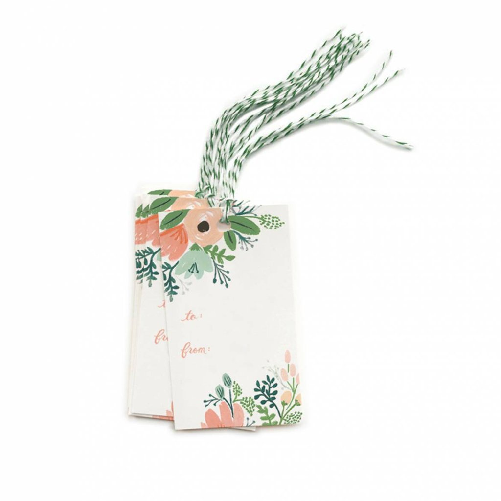 Rifle Paper Co Wildflower Floral Gift Tag Pack | Smack Bang
