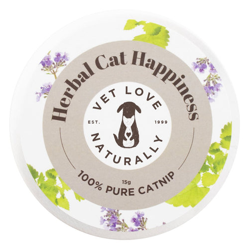 Olive's Kitchen Herbal Cat Happiness Pure Catnip | Smack Bang