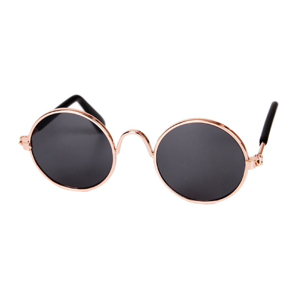 Cat Sunglasses Black | Smack Bang