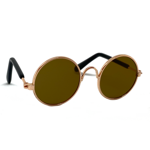 Brown Cat Sunglasses | Smack Bang