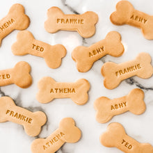 Smack Bang personalised dog treats
