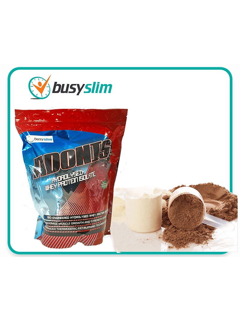 BusySlim Adonis (Men's) Protein Weight Loss Shake