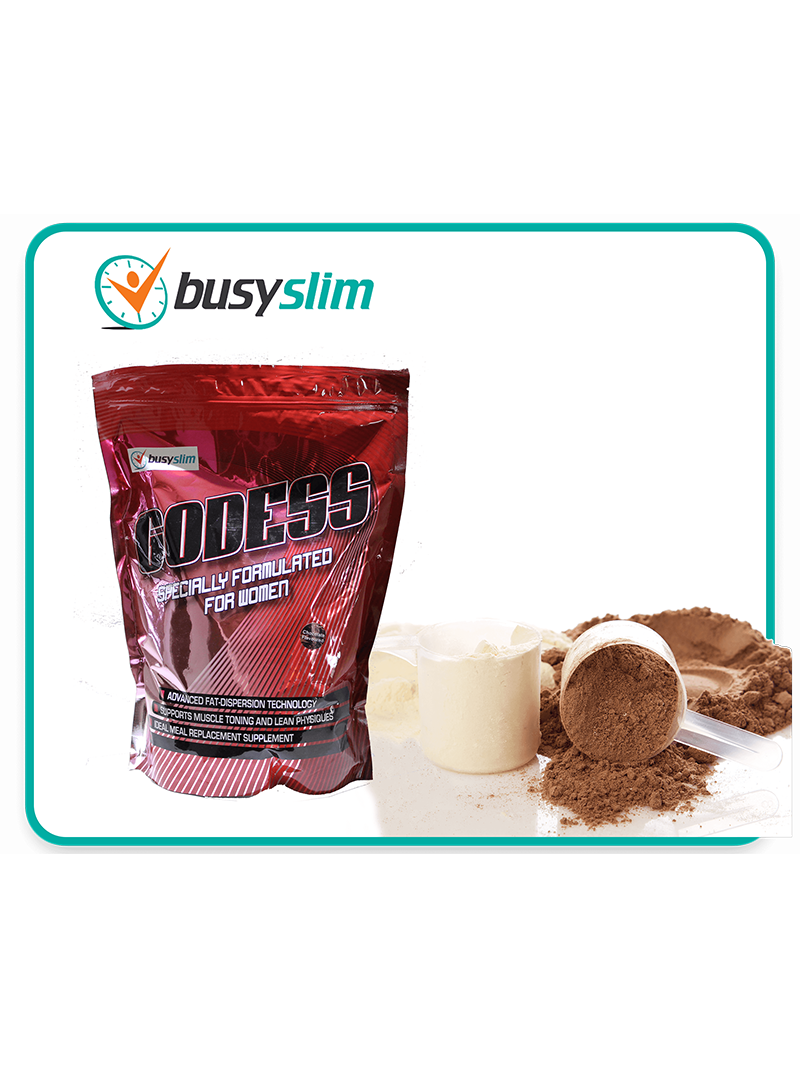 BusySlim Godess (Women's) Protein Weight Loss Shake
