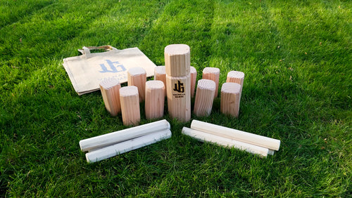 Kubb Set - Natural
