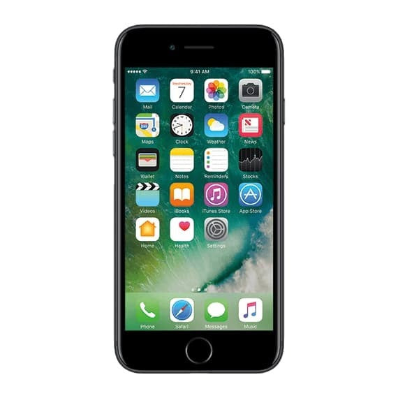 iPhone 7 Black   Refurbished iPhones Direct