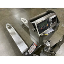 Load image into Gallery viewer, SS-3300-PJL Pallet Jack Scale with Built-in Printer l 3300 lb Capacity