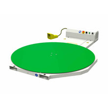 "Load image into Gallery viewer, SL-300 Low Profile Turntable 50"" x 50"" up to 4000 lbs Capacity"