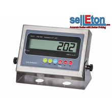 Load image into Gallery viewer, NEW PS-IN202SS-C LCD Indicator with 2 Rs-232 ports /Floor or Truck scale base - SellEton Scales