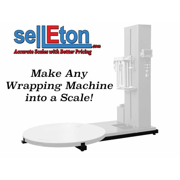 SellEton Pi Smart Scale Turns any wrapping machine into a Scale!