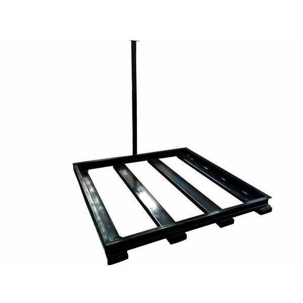 "36"" x 36"" Pit-Frame l In-ground or Above Ground Floor Scale Protector - SellEton Scales"