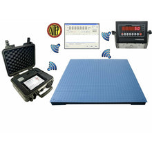 Load image into Gallery viewer, OPTIMA OP-916 Industrial Digital Floor Scale (Build-your own)