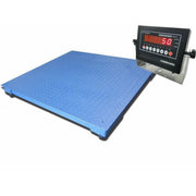 "OPTIMA  NEW NTEP Floor scale 48"" x 72"" (4' x 6') Wireless / cordless 2000 lbs x .5 lb"