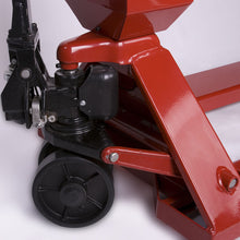 Load image into Gallery viewer, PS-5000PJL Pallet Jack Scale with Built-in Printer l 5000 lb Capacity