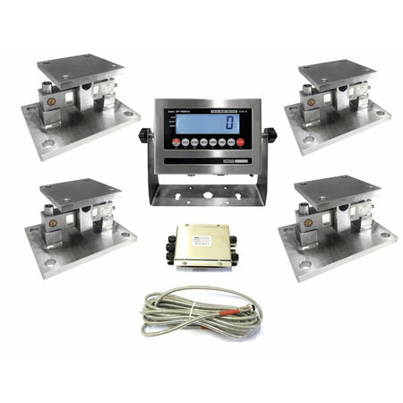 OPTIMA OP-350-TM (NTEP) Heavy Duty Weighing module for Tanks, Hoppers, Vessels & Truck Scales