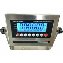 Load image into Gallery viewer, OPTIMA OP-960 Heavy Duty Ultra low Cargo Pancake Scale with Capacity of 20,000 lbs x 10 lb