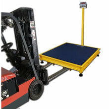 Load image into Gallery viewer, OPTIMA OP-916-PPF Portable Pit Frame with Forklift channel easy access