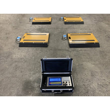 "Load image into Gallery viewer, SellEton SL-928-W   16"" x 24"" x 2"" Wireless Portable Weigh Pads system"