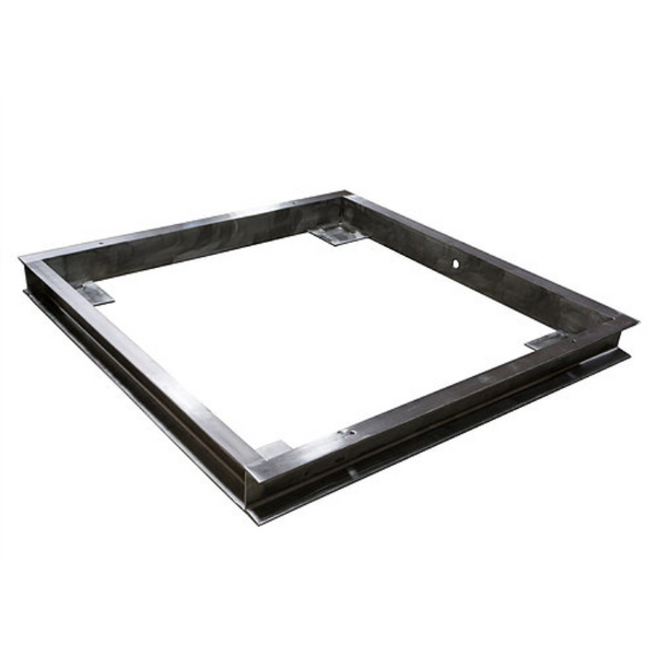 OPTIMA OP-916-SS-PF Pit Frame