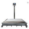 OP-916-SS-PPF Portable Stainless Steel Pit Frame